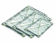Thermo-Tec Products 16550 Competition Floor Insulating Mats