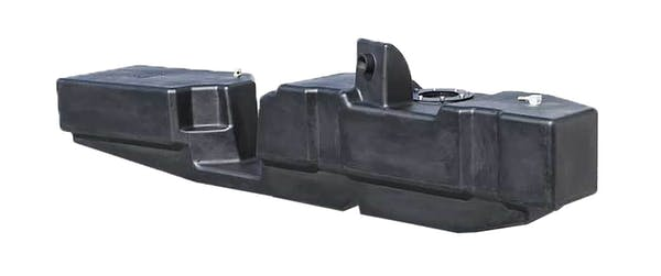 TITAN Fuel Tanks 7010201 52 Gallon Extra Heavy Duty, Cross-Linked Polyethylene Fuel Tank