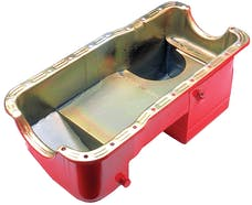 Trans Dapt Performance 3080 Hamburgers Econo Series Oil Pan