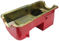 Trans Dapt Performance 3090 Hamburgers Econo Series Oil Pan