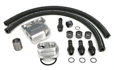 Trans Dapt Performance 3358 Single Oil Filter Relocation Kit