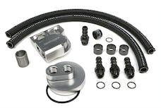 Trans Dapt Performance 3359 Single Oil Filter Relocation Kit