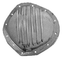 Trans Dapt Performance 4134 GM 1/2 Ton (12 Bolt)- 2-Toned Finish Aluminum Differential Covers