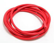 Trans Dapt Performance 5775 VACUUM HOSE (silicone); RED: 3MM Diameter- 10ft. Roll