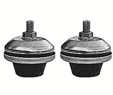 """Trans Dapt Performance 9314 Replacement """"Biscuit Style"""" mount pads for """"Wing Style"""" motor mounts."""