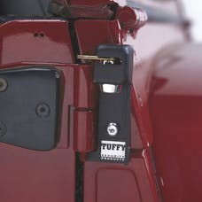 Tuffy Security 037-01 Door Locker Set CJ/YJ-Black