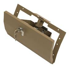 Tuffy Security 049-05 TJ Glove Box-Camel