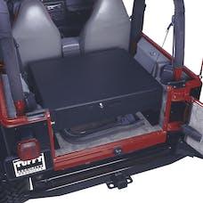 Tuffy Security 058-01 Rear Cargo Drawer-Black