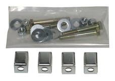 Tuffy Security 072-01 1in. Riser Kit for Part #058/#063
