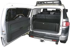 Tuffy Security 145-01 FJ Security Drawer-Black Works with and without OEM factory subwoofer