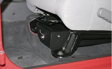 Tuffy Security 247-01 JK CONCEAL CARRY UNDERSEAT SECURITY DRAWER; MOUNTS UNDER DRIVERS SEAT OF JK for