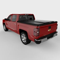 UnderCover UC1118L-50 Elite LX Tonneau Cover Olympic White/Summit White Paint Code GAZ/WA8624