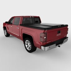 UnderCover UC1138L-50 Elite LX Tonneau Cover Olympic White/Summit White Paint Code GAZ/WA8624