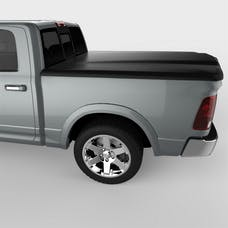 UnderCover UC1238S Elite Smooth Tonneau Cover; Smooth Gray Finish; Must Be Painted