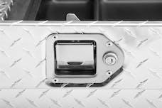 """UWS TBSD-69-SL 69"""" Aluminum Single Lid Crossover Toolbox Deep Slim Line"""