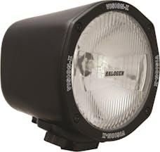 """Vision X 4000551 5"""" Round 100 Watt Tungsten Halogen Euro Beam"""