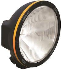 "Vision X 9119922 8.7"" Round Black 50 Watt HID XTREME Perf. Euro Beam Lamp"
