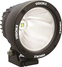 "Vision X 9150970 4.72"" Cannon Black 1 25W LED 10º Narrow"