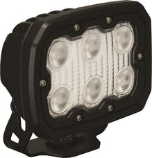 Vision X 9888385 Duralux Work Light 6 LED 60 Degree