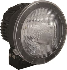 """Vision X 9890128 8.7"""" Cannon Lamp PCV Cover Clear Euro"""