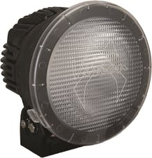 """Vision X 9890135 8.7"""" Cannon Lamp PCV Cover Clear Flood"""
