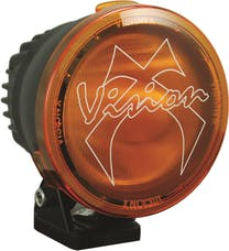 Vision X 9890579 4.5 Cannon PCV Yellow Cover Elliptical Beam