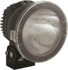 "Vision X 9890616 6.7"" Cannon PCV Cover Clear Elliptical"