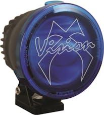 Vision X 9890647 4.5 Cannon PCV Blue Cover Elliptical Beam