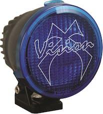 Vision X 9890654 4.5 Cannon PCV Blue Cover Wideflood Beam