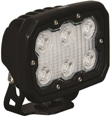 Vision X 9891125 Duralux Work Light 6 LED 10 Degree
