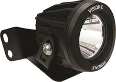 "Vision X 6042084 2/4 Seat RZR ""A"" Pillar Light Single Optimus Mount L&R"