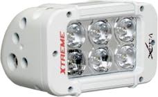 "Vision X 9163307 5"" Xmitter Prime Xtreme LED Bar Black 6 5-Watt LED 10 Degree Narrow Beam White"
