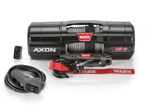 WARN AXON 45-S Synthetic Rope Winch - 101140