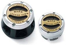 WARN 29091 External Manual Mount Hubs