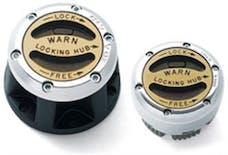 WARN 34581 Premium External Mount Manual Hub Kit