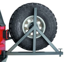 WARN 64337 Spare Tire Carrier