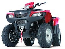 Warn 70326 ATV Winch Mounting System