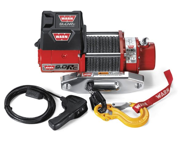 WARN 9.0Rc Ultimate Performance Series Rock Crawling Winch - 71550
