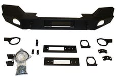 WARN 87775 Elite Series Front Bumpers
