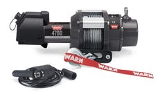 WARN 94700 Winch Assembly_DC 4700