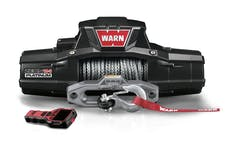 WARN ZEON 12-S Platinum Synthetic Rope Winch -95960
