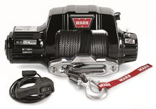WARN 9.5cti-s Ultimate Performance Series Synthetic Rope Winch - 97600