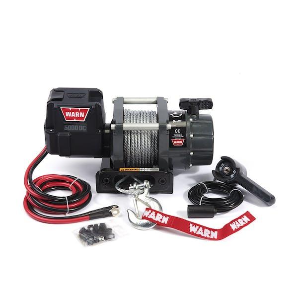 WARN 99963 DC5000 Winch CE