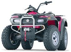 Warn 71881 ATV Winch Mounting System