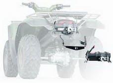 Warn 70825 ATV Winch Mounting System