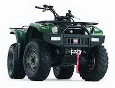 WARN 83965 ATV Front Bumper