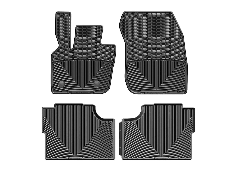 Rubber Rear WeatherTech W231GR Floor Mat