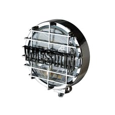 WESTiN Automotive 09-05001 6 in Quartz-Halogen Off-Road Lights with Grid Chrome (1 Light Only)