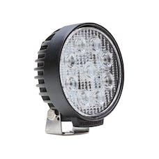 WESTiN Automotive 09-12014B EF LED Work Utility Light HD Round 4.7 inch Flood w/3W Epistar