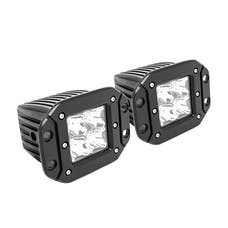 WESTiN Automotive 09-1218FM4 FM4Q Flush Mount LED Black
